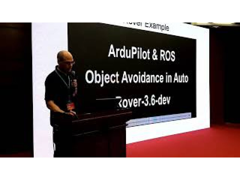 Conference: Obstacle avoidance