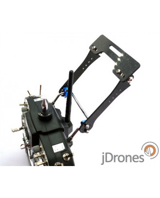 """7"""" LCD Mount for RC Controller"""