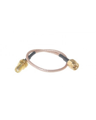 SMA Extension cable 20cm for FPV Video